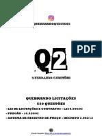 E-book gratuito +500 questões da lei 8.666 +Bônus..pdf
