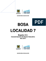 La localidad de Bosa