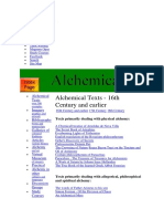 Alchemy Web Site