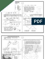 Bimestrales II Periodo 2018 Décimo Matematicas