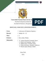 Monografia de Bioetanol como biocombustible
