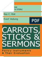 Carrots, Sticks, And Sermon Part 1