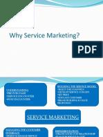 Why Service Marketing