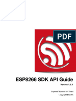 2C-ESP8266 SDK Programming Guide en v1.5.1