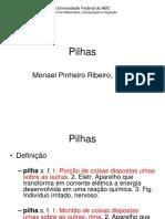 Pilha Estatica