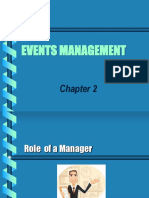 Chapter 2-Event Manager