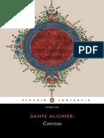 Convívio- Dante Alighieri