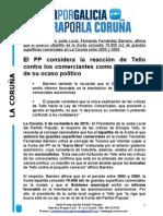 Nota Pp Local Comercio - Martes 9 Noviembre