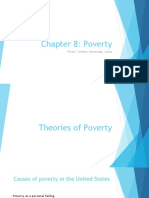 Social Science - Povery and Food Incesurity
