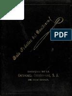 1909 Guia Pratica del Cantinero BarTender