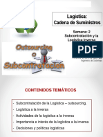 Subcontratacion Logistica Inversa