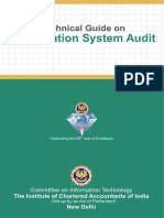 IT Audit Guide as Per CA