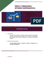 Revision Sistematica-Oferta y Demanda Ya (2)1