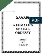 XANADU-erotic poetry