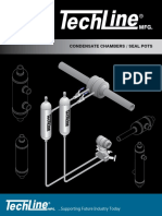 Techline-condensate Pot Flyer
