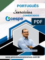 Portugês CESPE