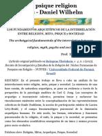 Jung Mito Psique Religion Arquetipos - Daniel Wilhelm