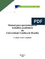 Manual Para Apresentacao de Trabalhos Academicos 2