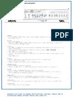 237 Siel Mono Schematics PT2