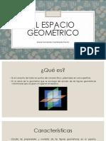 El Espacio Geométrico