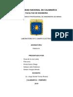 Primer Informe Lab 1 Fi III Curvas Equipotenciales