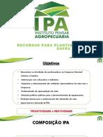 IPA - Instituto Pensar Agropecuária - Fabio Filho