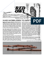 3rd Quarter 2010 Barred Owl Newsletters Baton Rouge Audubon Society