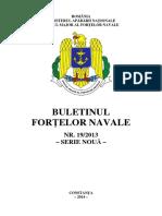 buletinul fortelor navale