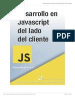Javascript del lado del Cliente