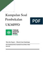 535027_Soal Pembekalan UKMPPD Obstetri Dan Ginekologi