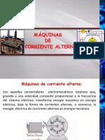 Maquinas CA