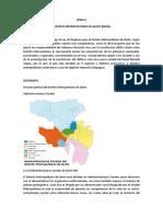 Zona9-Distrito Metropolitano de Quito Datos