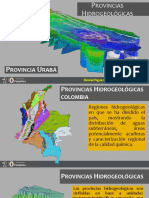 Provincia Hidrogeologia -Uraba