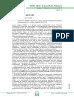 Orden convocatoria FP Dual