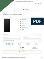 Huawei HUAWEI Y7 2019 + Bluetooth Speaker _ Tienda Claro Online