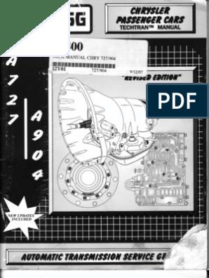 dodge 727 transmission diagram torqueflite a727 a904 automatic transmission manual transmission  torqueflite a727 a904 automatic