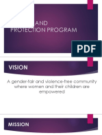 Women and Protection Program