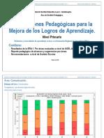 Orientaciones Para La Mejora de Los Aprendizajes- Primaria - Lectura.