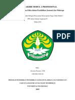 Tugas Akhir Modul Sejarah, Filsafat, Dan Etika Dalam Pendidikan Jasmani Dan Olahraga