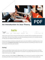 An Introduction to Jazz Theory — Musicnotes Now