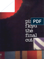 Pink Floyd - The Final Cut Songbook)