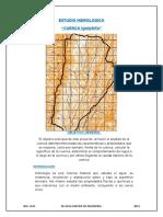 proyecto cuenca hidrografica