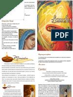 Laudes Encarnación 2019