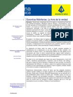 Informe de Garantias Mobiliarias Marzo 2014 Asobancaria