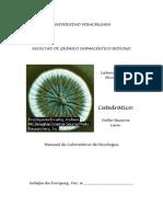 Manual de Lab Oratorio de Micologia
