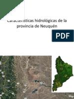 Caracteristicas Físicas de La Provincia de Neuquen