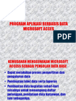 PPS Modul 3 RPL 2-1 MS Access.pps