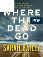 Where the Dead Go Chapter Sampler