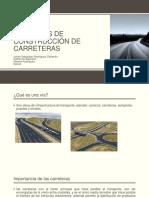 Procesos de Construcción de Carreteras (1)