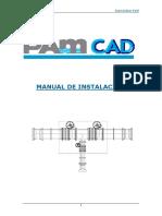 Instalación Del Pamcad v108